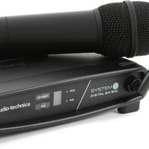 Audio-Technica ATW-1102 System 10 Handheld Digital Wireless Microphone System