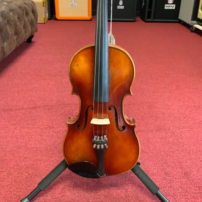 Vintage 1961 Scherl & Roth A211 4/4 Violin Outfit