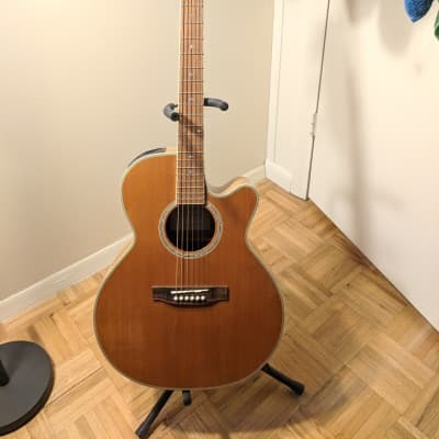 Takamine Takamine eg544sc-4c Electro-acoustic 2000s Warm Cedar for sale