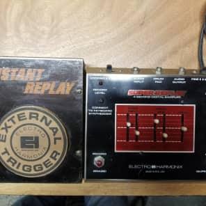 Electro-Harmonix Super Replay 4-Second Digital Sampler