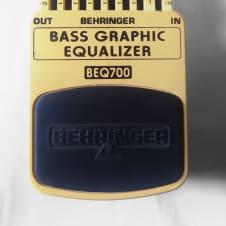 Behringer Bass Graphic Equalizer