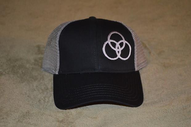 674dec1682a83 Bonzo Rings Trucker Hat 2015 Black   Silver