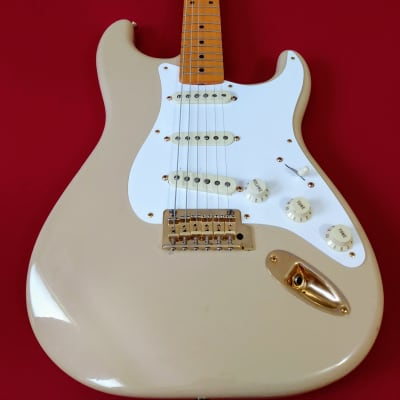 Fender 60th Anniversary Classic Player '50s Stratocaster Desert Sand 2014 for sale