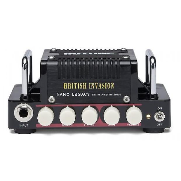 hotone nano legacy british invasion 5 watt compact guitar amp reverb. Black Bedroom Furniture Sets. Home Design Ideas