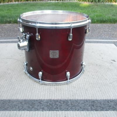Yamaha Birch Custom Absolute Nouveau 16 X 14 Floor Tom, Japan Made, Lacquer Finish -- Excellent!
