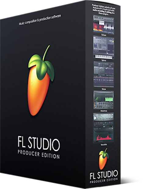 New Image Line FL Studio Producer Version 20 Boxed - Free Upgrades for Life
