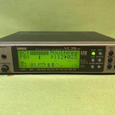 Yamaha VL70M Virtual Acoustic Tone Generator Synth Module