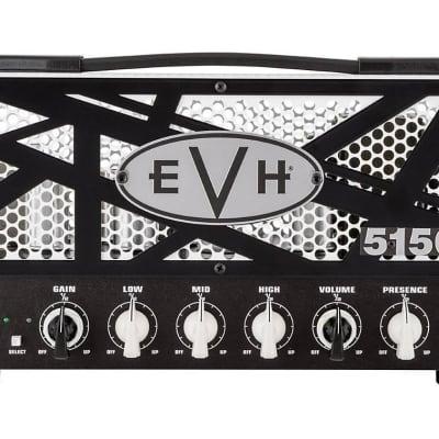 New EVH® 5150 III LBXII 15 Watt Lunchbox Electric Guitar Amplifier Head