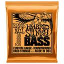 Ernie Ball Hybrid Slinky 45-105 4-String Bass Guitar Strings