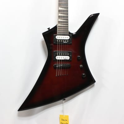 Jackson Jackson KELLY JS32T Viola Burst for sale
