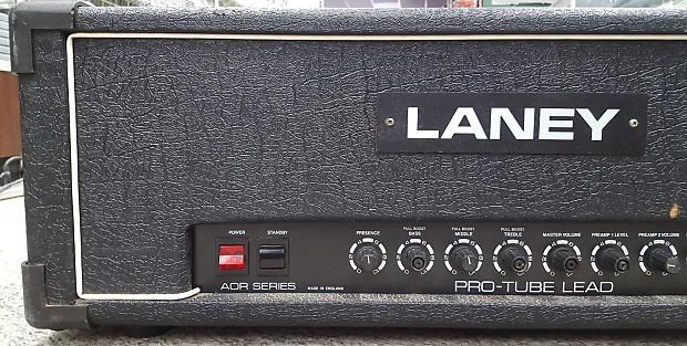 laney aor pro tube lead 50 watt electric guitar tube amp reverb. Black Bedroom Furniture Sets. Home Design Ideas