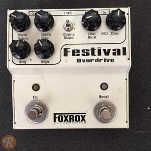 Foxrox Festival Overdrive