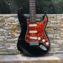 Mario Martin S Style KILLER relic strat Spitfire guard BRAZILIAN slab on AAAA roasted flame maple