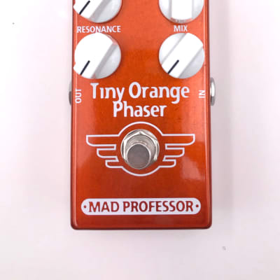 Mad Professor Tiny Orange Phaser for sale