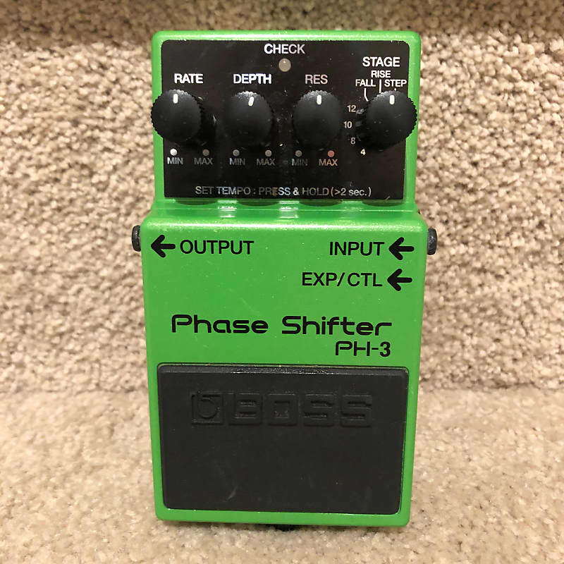 Piedmont Auto Sales >> Boss PH-3 Phaser 2004 Green | Reverb