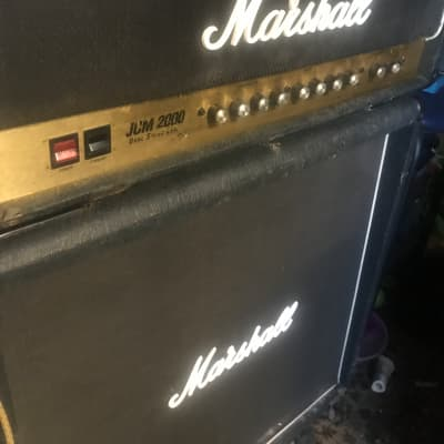 Marshall JCM2000 DSL100  1999 Dark Green Tolex