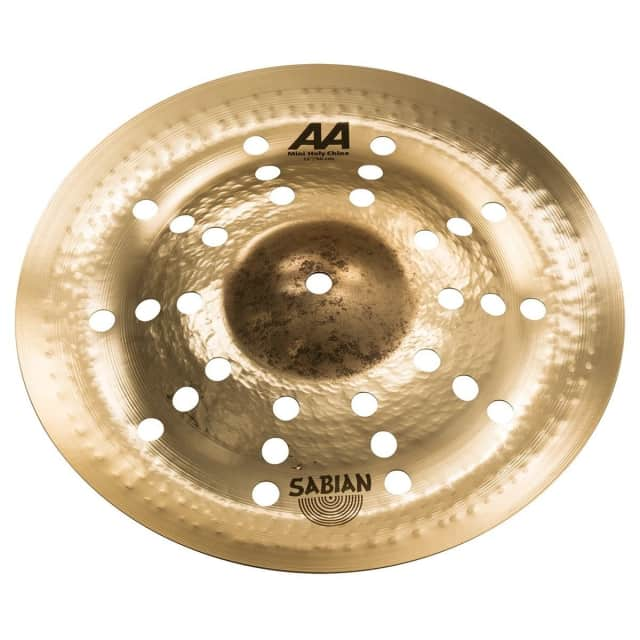"Sabian 12"" Mini AA Holy China image"