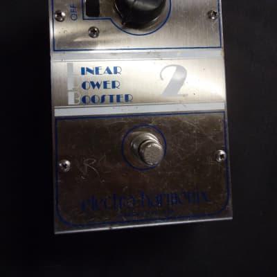1970s Electro-Harmonix LPB-2 Linear Power Booster