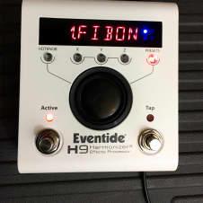 Eventide H9 harmonizer
