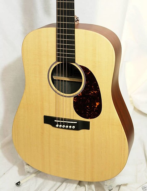 martin dx1ae solid sitka spruce top fishman sonitone reverb. Black Bedroom Furniture Sets. Home Design Ideas