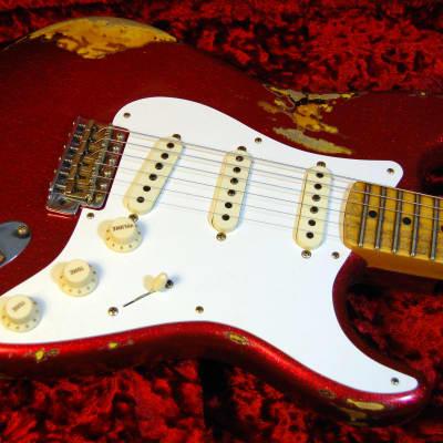 Fender Custom Shop '56 Reissue Stratocaster Relic