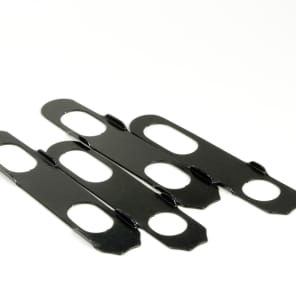 Genuine Hipshot Black UMP plate set for 3x3 tuners (UMP only)