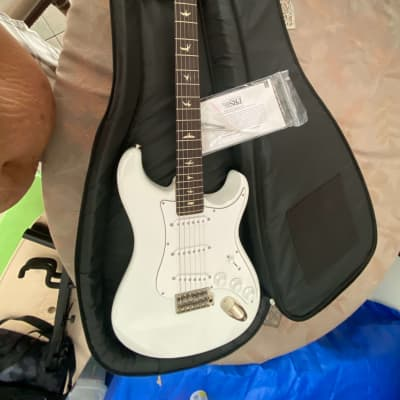 Paul Reed Smith PRS Silver Sky Electric Guitar - Frost with Rosewood Fingerboard 2019 White