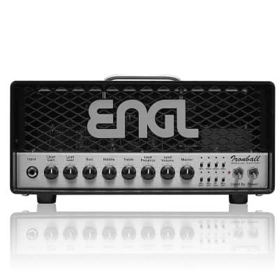 Engl  Ironball Special Edition, Black