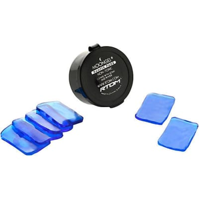 RTOM Moongel Percussion Dampening Pad Blue MG-6