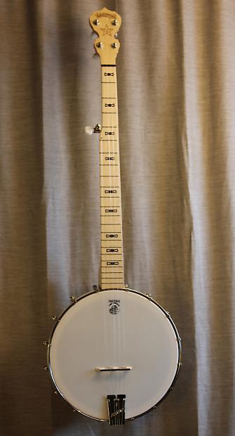 Deering Goodtime Openback Banjo *Planetary Tuners Upgrade*