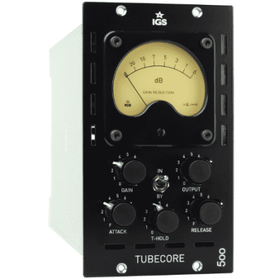 IGS Audio Tubecore 500 Series Vari-Mu Compressor