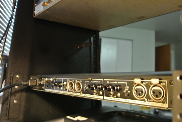 Sony DPS-V77 Multi-Effects Processor with SPDIF digital I/O cable - reverb  delay chorus rackmount