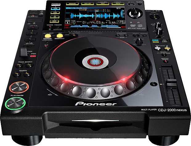 Pioneer CDJ-2000 Nexus Driver Windows XP