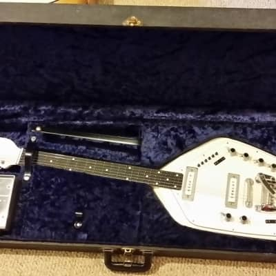 VOX Guitar Organ 1960's White for sale