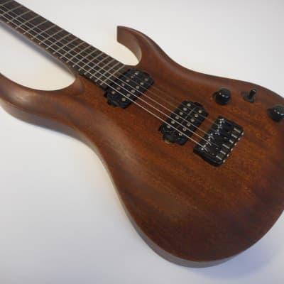 Ran Guitars Crusher 6 Custom Natural Satin Oil for sale