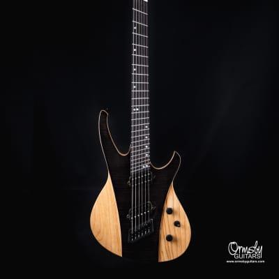 Ormsby Futura GTR 6 string 2020 Dahlia Black