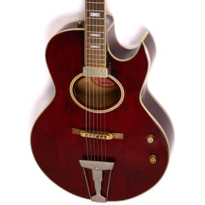 1999 Epiphone Howard Roberts Electric Archtop Red for sale