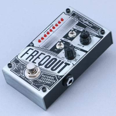 Digitech FreqOut Frequency Guitar Effects Pedal P-15268