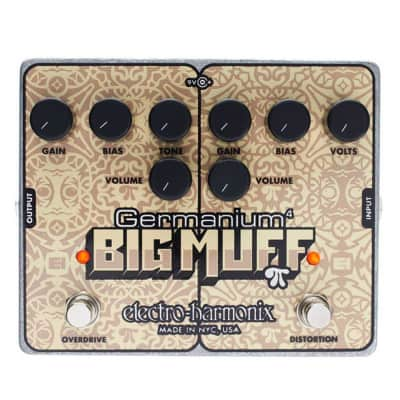 Electro Harmonix Germanium 4 Big Muff Pi for sale