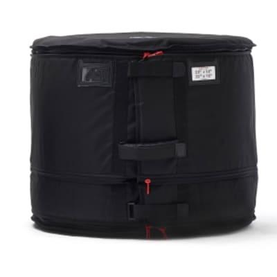 Gibraltar Flatter Bag 22 Bass Drum  GFBBD22