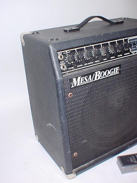 mesa boogie 50 caliber plus combo guitar amp 50 reverb. Black Bedroom Furniture Sets. Home Design Ideas