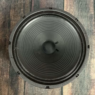 Used Eminence Governor Red Coat Series 8ohm 75w Guitar Speaker