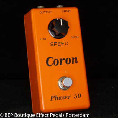 Coron Phaser 50 made in Japan 1979