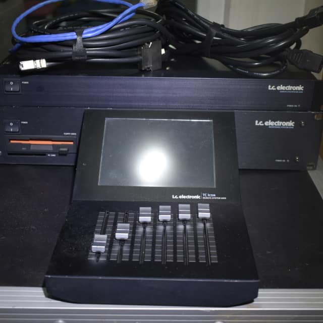 TC Electronic Reverb 6000 with Icon/Remote 6000 image