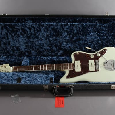 2014 Fender American Vintage 1965 Reissue Jazzmaster Olympic White '65 AVRI ~Mastery Bridge~ for sale