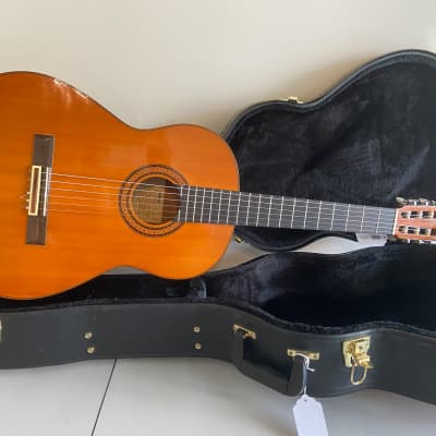 Yamaha G-231 II Classical Guitar with Hard Case for sale