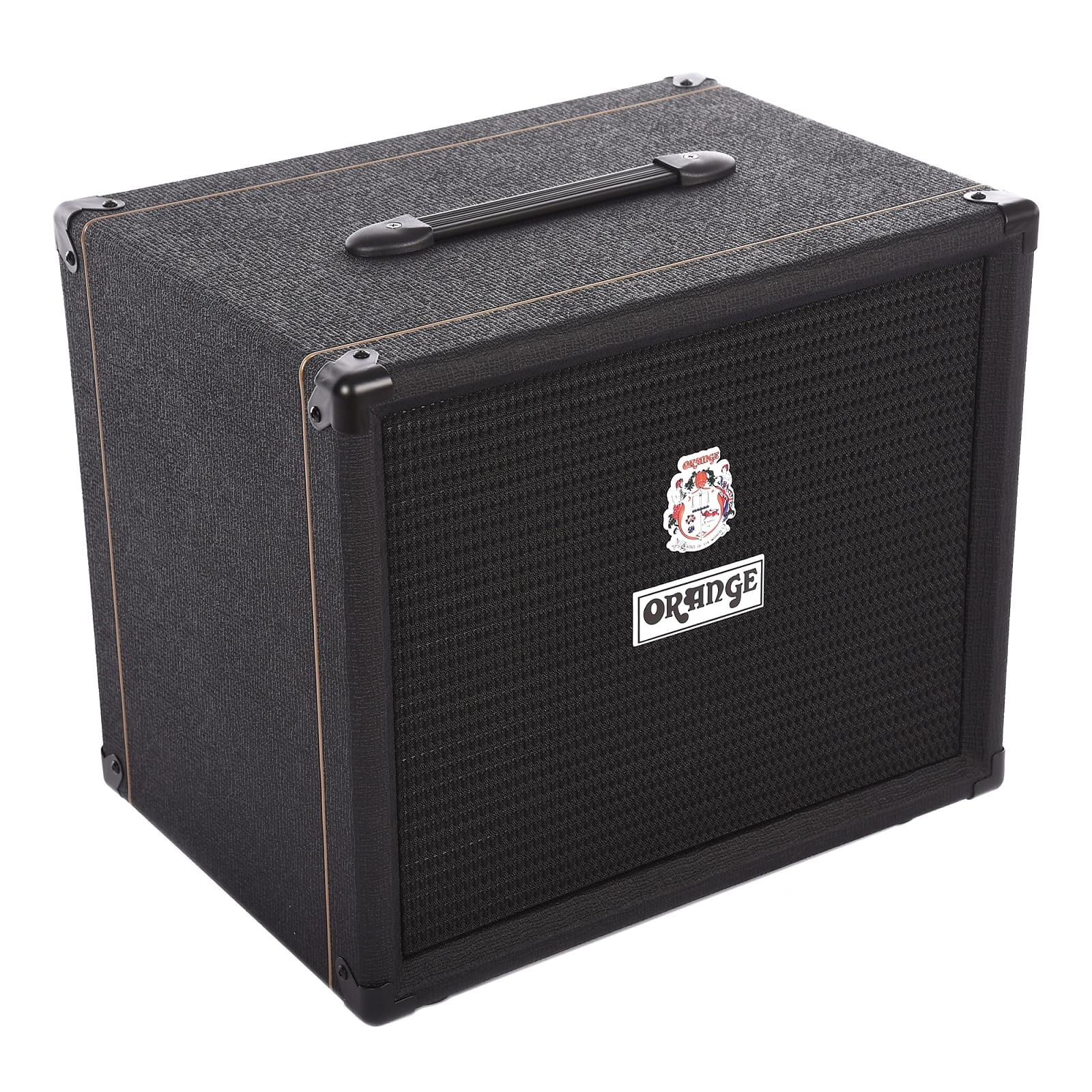 Orange 1x12 Bass Cabinet Black 400w Wlavoce 12 Neodynium Speaker