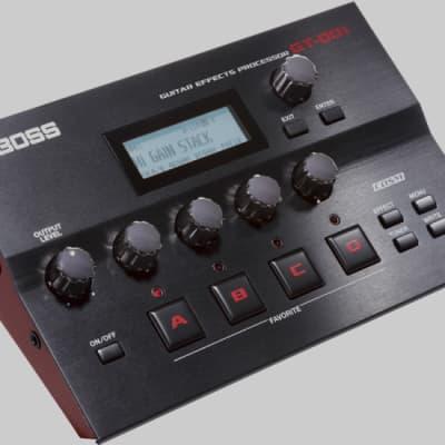 Boss GT-001 Desk Top Guitar Effects Processor for sale