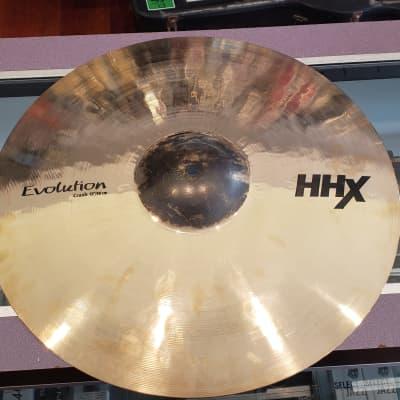 """Sabian HHX Evolution 19"""" Crash Cymbal Dave Weckl"""