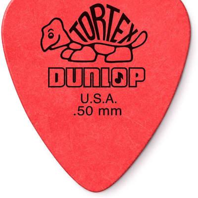 Dunlop TORTEX® STANDARD PICK .50MM